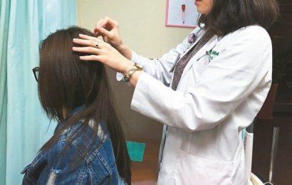 落髮嚴重可挽救!養髮3步驟:一洗二吃三睡