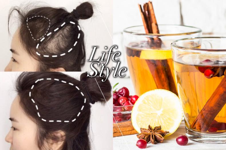 30天告別掉髮!老中醫傳授3款「生髮茶」喝完髮量多到爆炸